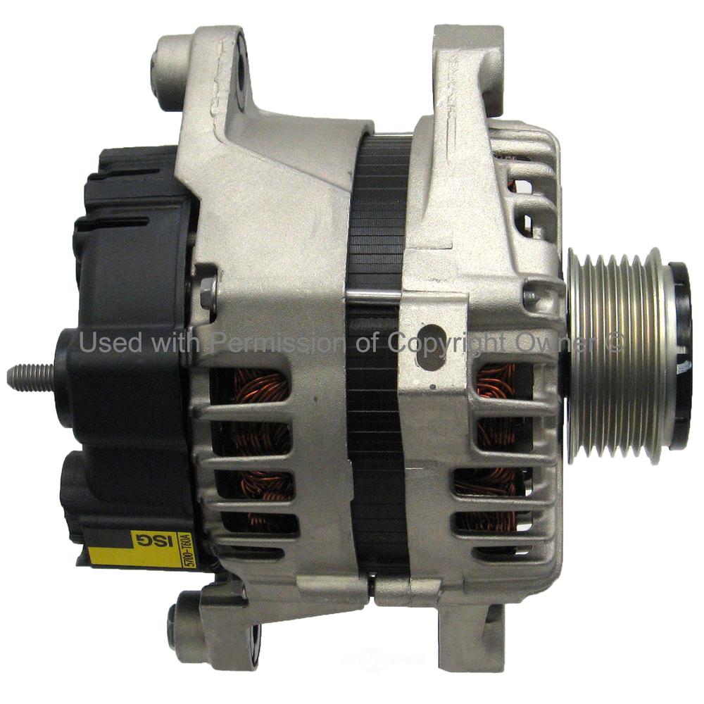 QUALITY-BUILT - Reman Alternator - MPA 10133