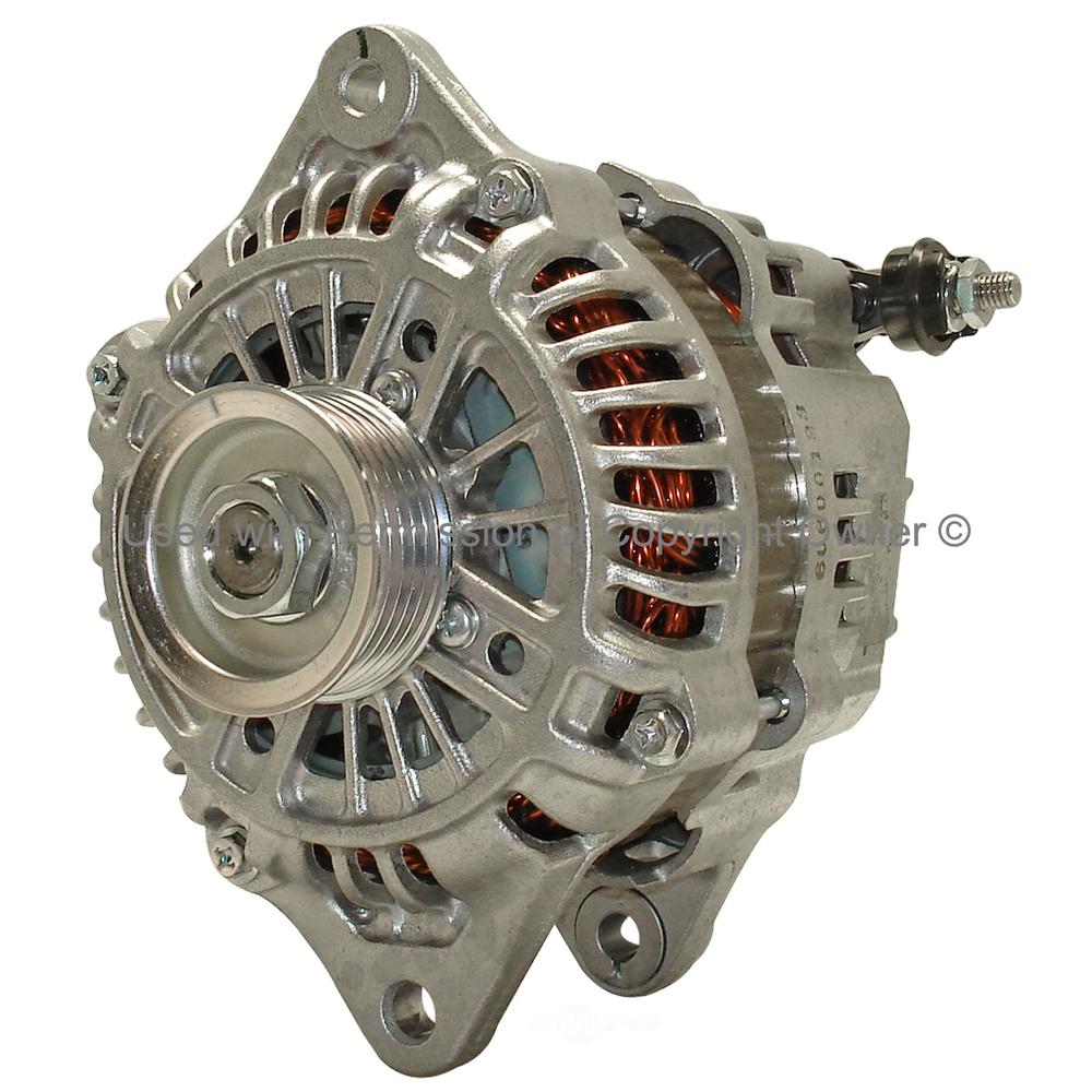 QUALITY-BUILT - Reman Alternator - MPA 11025