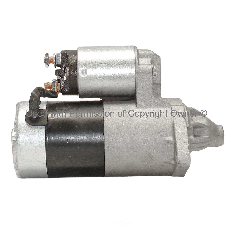 QUALITY-BUILT - Reman Starter Motor - MPA 12118