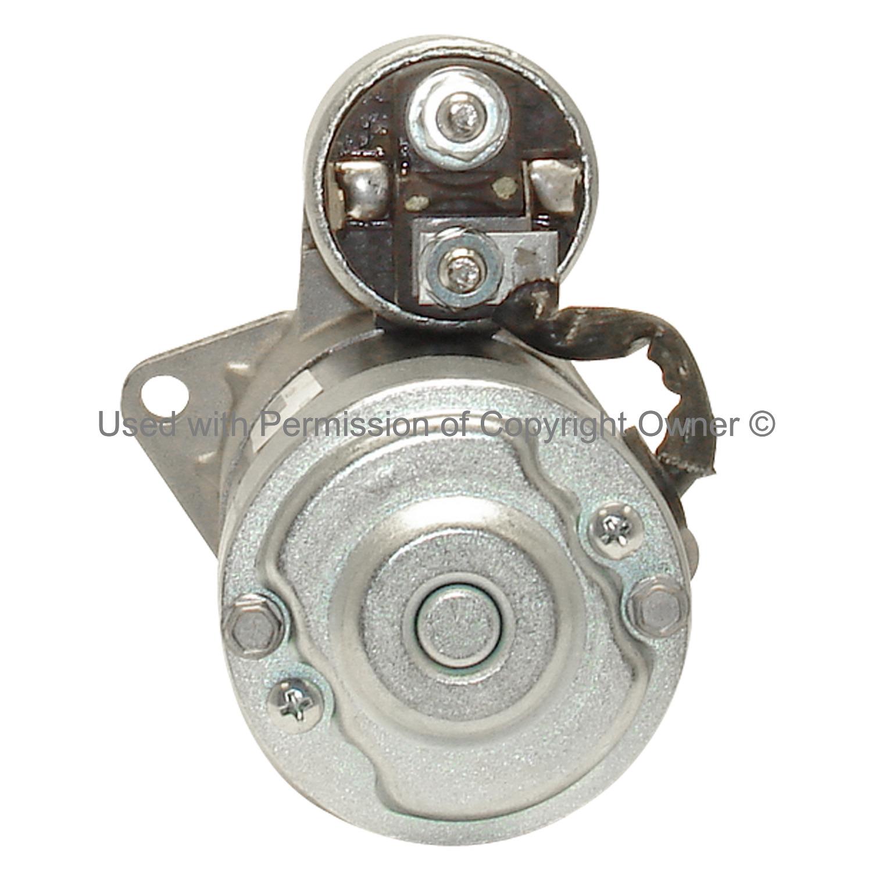 QUALITY-BUILT - Reman Starter Motor - MPA 12124