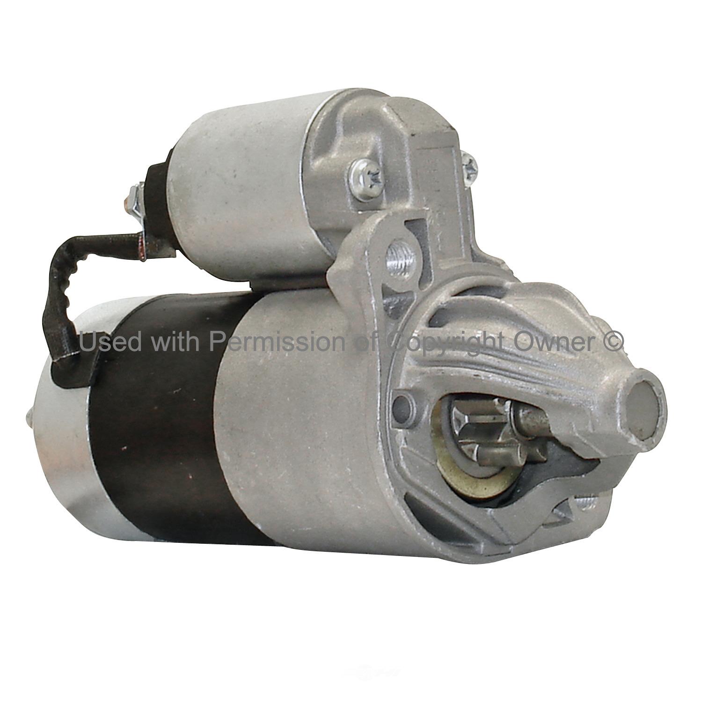 QUALITY-BUILT - Reman Starter Motor - MPA 12132