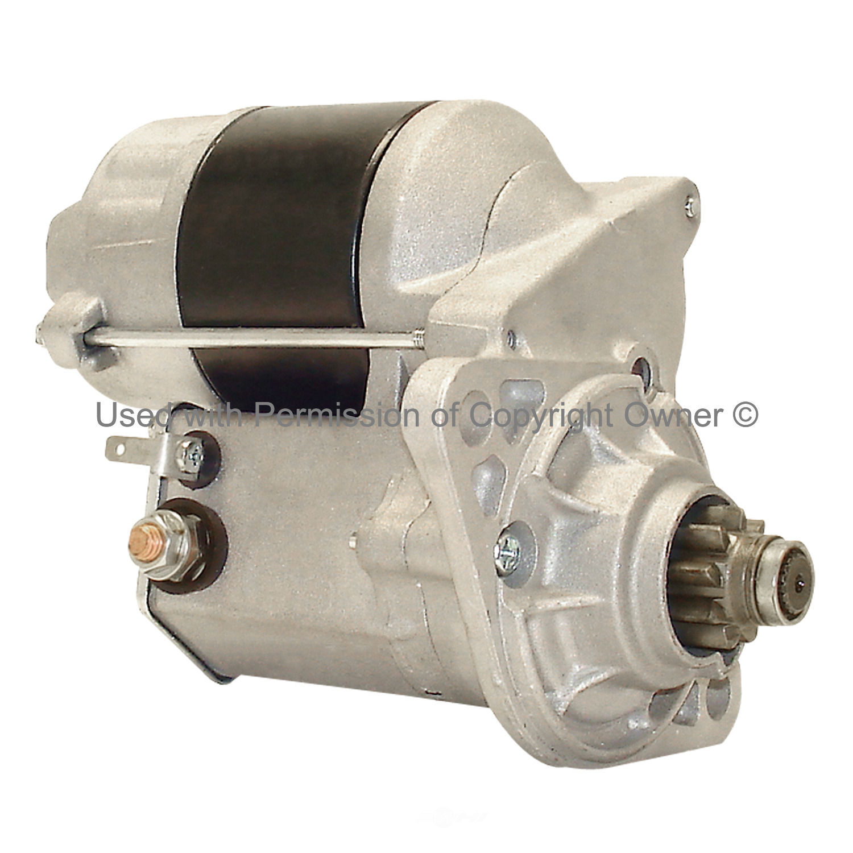 QUALITY-BUILT - Reman Starter Motor - MPA 12144