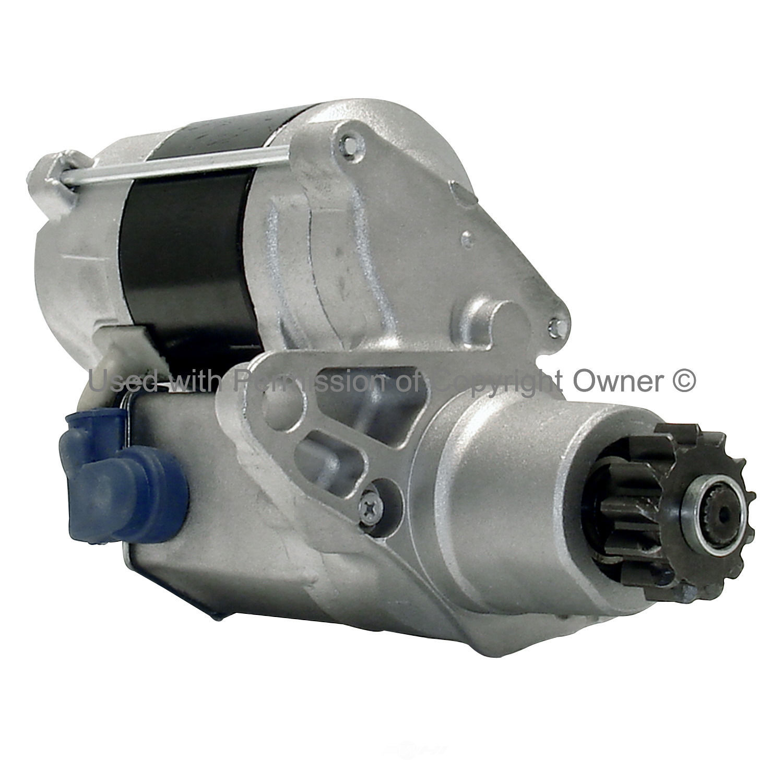 QUALITY-BUILT - Reman Starter Motor - MPA 12147