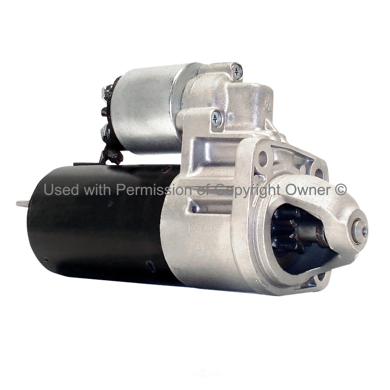 QUALITY-BUILT - Reman Starter Motor - MPA 12158