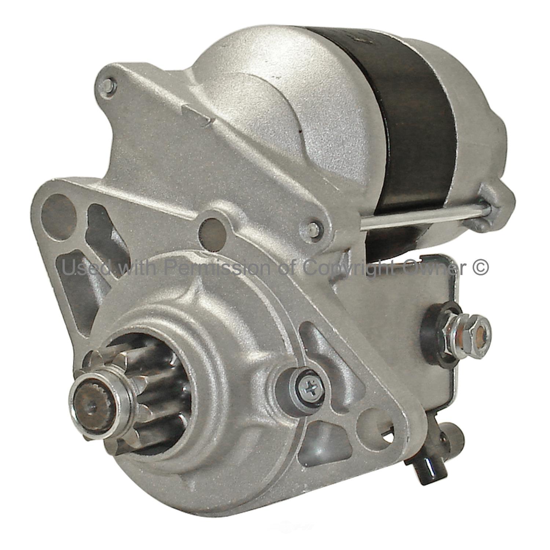 QUALITY-BUILT - Reman Starter Motor - MPA 12172