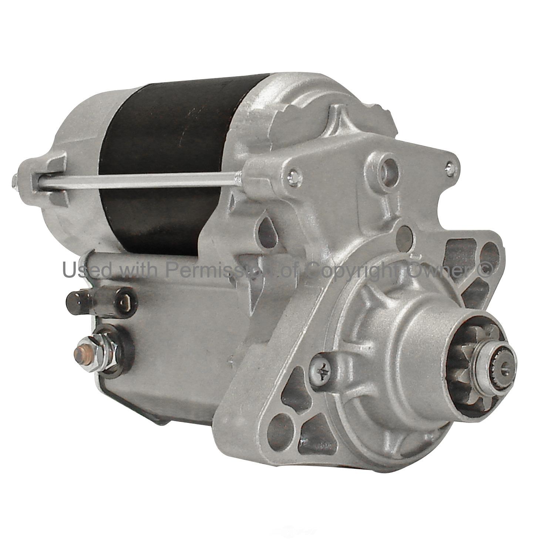 QUALITY-BUILT - Reman Starter Motor - MPA 12173