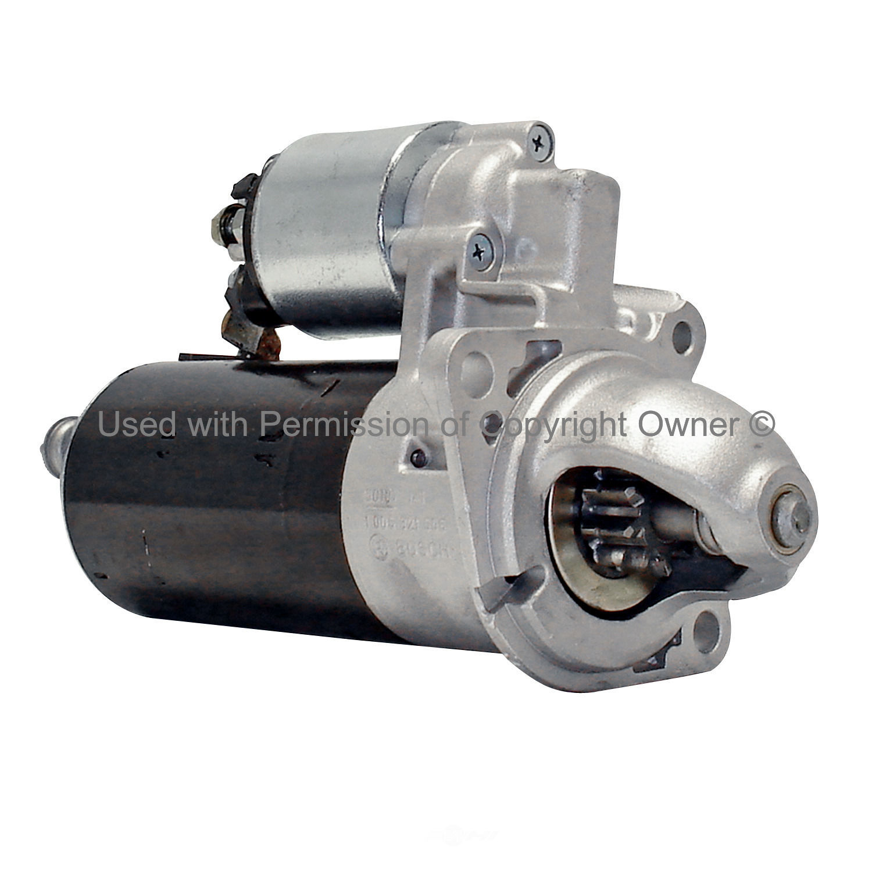 QUALITY-BUILT - Reman Starter Motor - MPA 12179