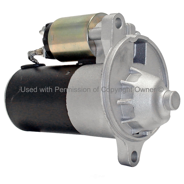 QUALITY-BUILT - New Starter Motor - MPA 12192N