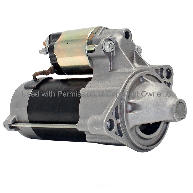 QUALITY-BUILT - Reman Starter Motor - MPA 12209