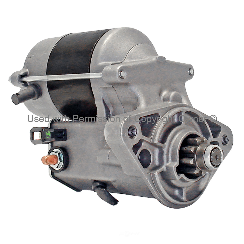 QUALITY-BUILT - Reman Starter Motor - MPA 12215