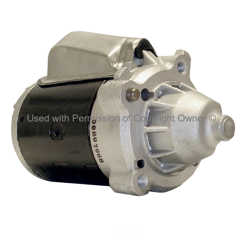 QUALITY-BUILT - Reman Starter Motor - MPA 12218