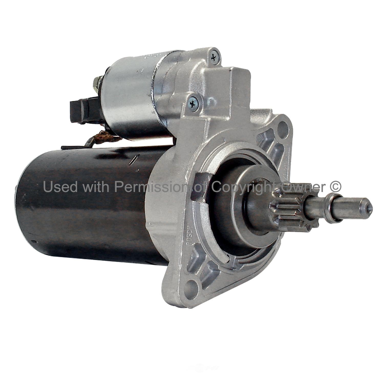 QUALITY-BUILT - Reman Starter Motor - MPA 12223