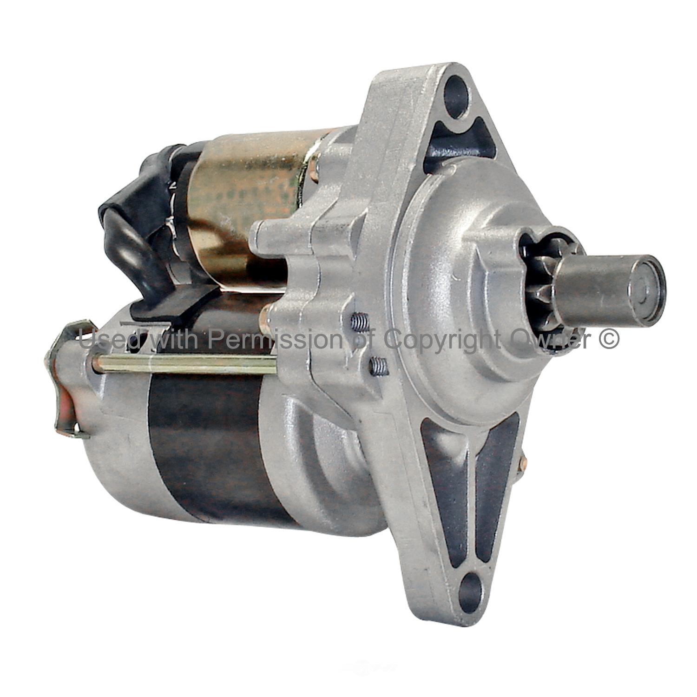 QUALITY-BUILT - Reman Starter Motor - MPA 12385