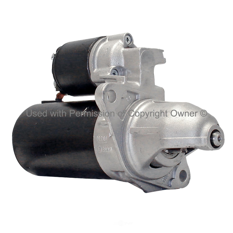 QUALITY-BUILT - Reman Starter Motor - MPA 12445