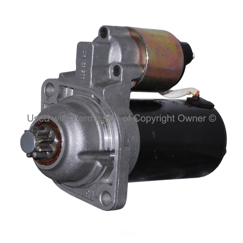 QUALITY-BUILT - Reman Starter Motor - MPA 12446