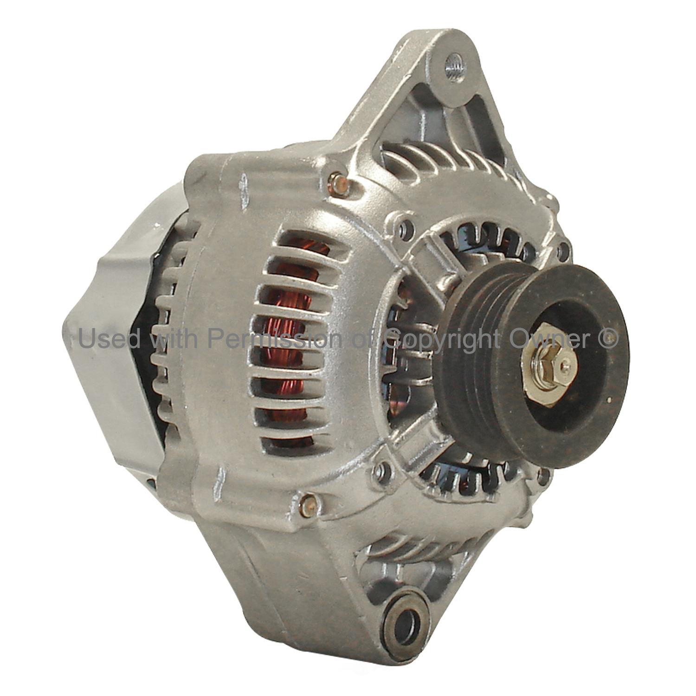 QUALITY-BUILT - New Alternator - MPA 13521N