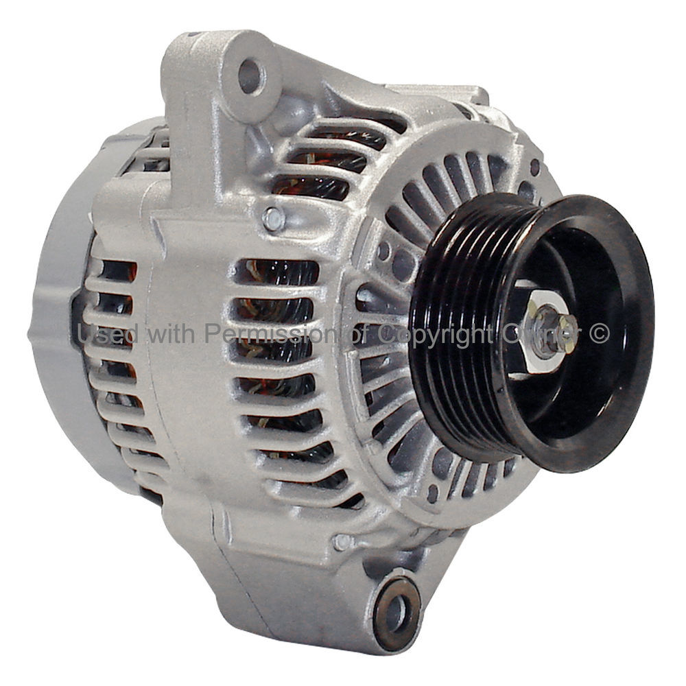QUALITY-BUILT - New Alternator - MPA 13538N