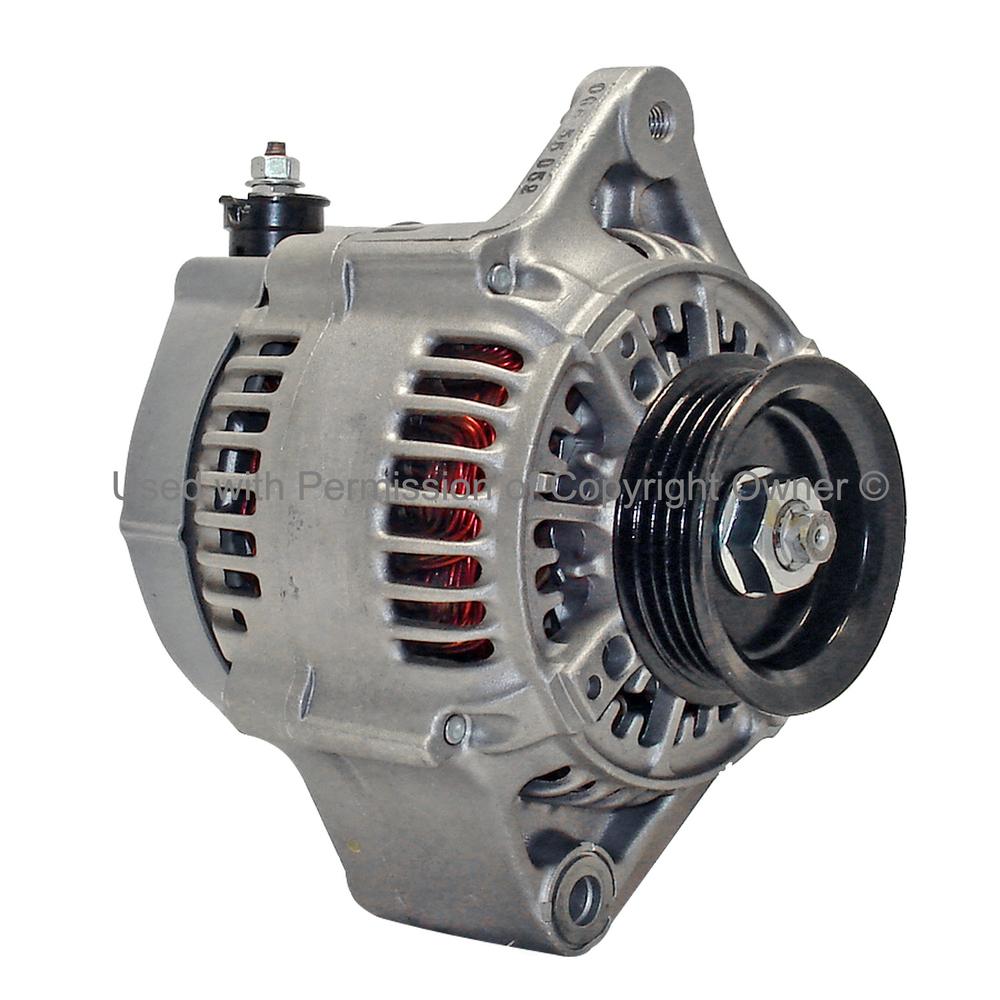 QUALITY-BUILT - Reman Alternator - MPA 13795