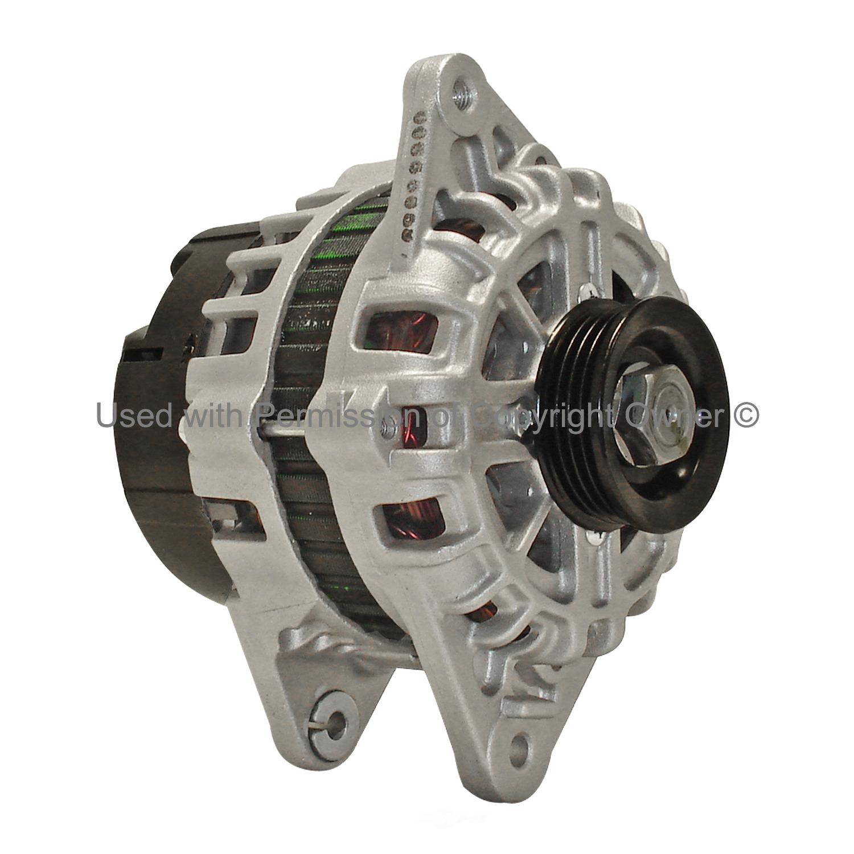 QUALITY-BUILT - New Alternator - MPA 13839N