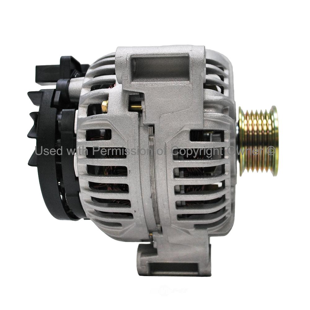 QUALITY-BUILT - New Alternator - MPA 13884N
