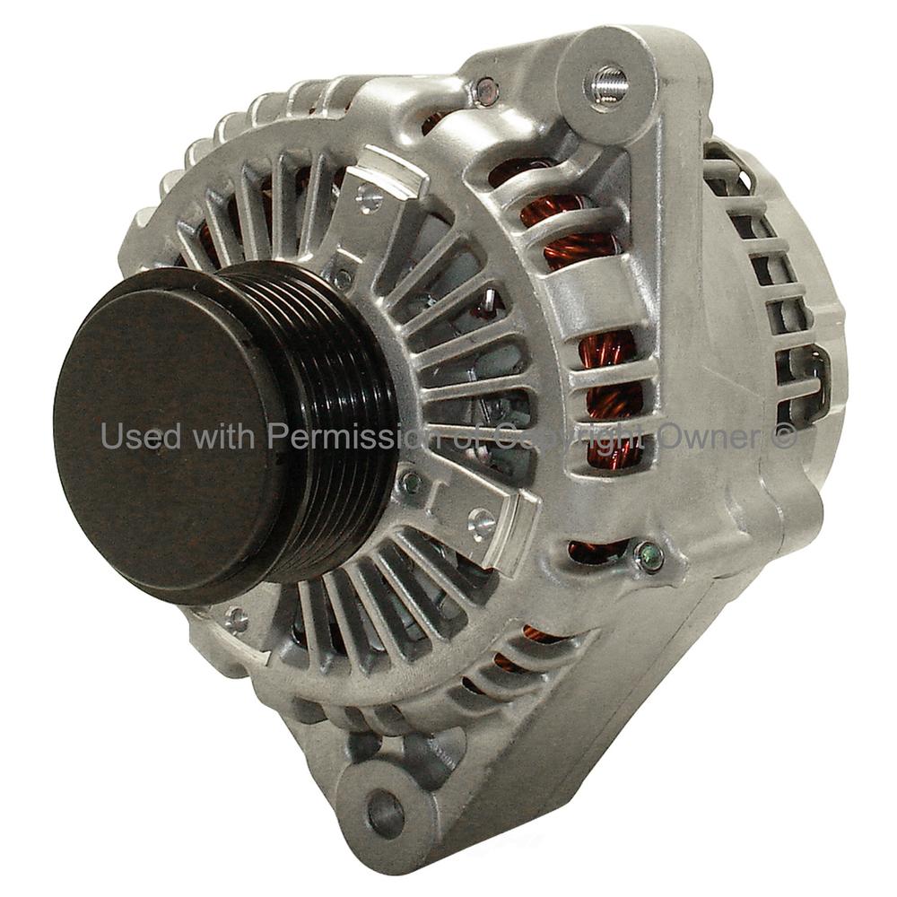 QUALITY-BUILT - Reman Alternator - MPA 13926