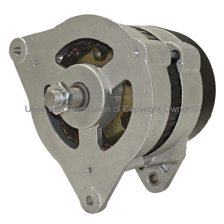 QUALITY-BUILT - Reman Alternator - MPA 14050
