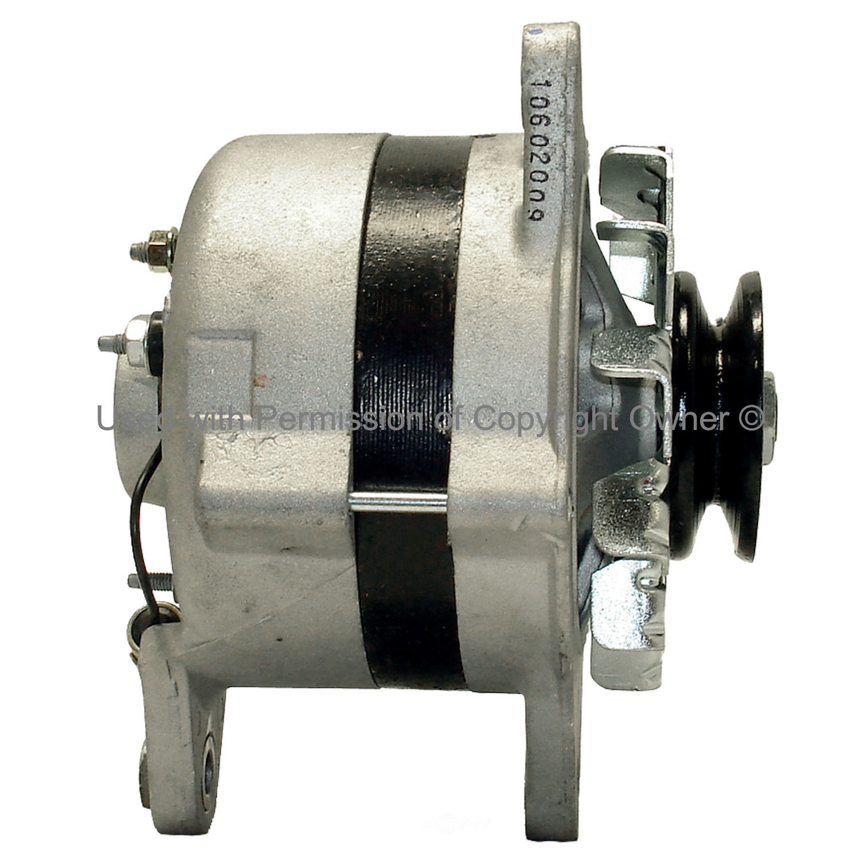 QUALITY-BUILT - Reman Alternator - MPA 14153