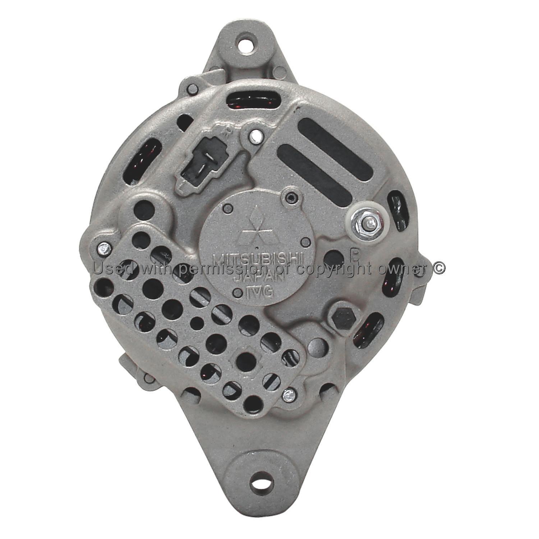 QUALITY-BUILT - Reman Alternator - MPA 14267