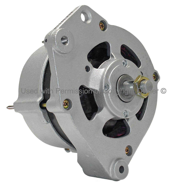 QUALITY-BUILT - Reman Alternator - MPA 14396