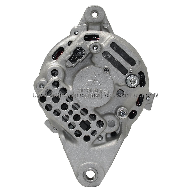 QUALITY-BUILT - Reman Alternator - MPA 14550