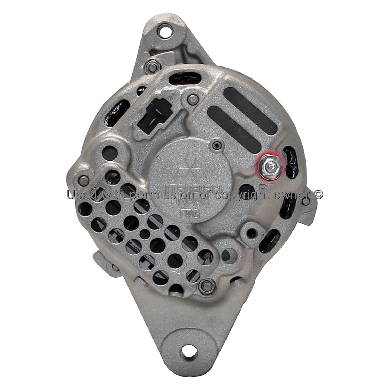QUALITY-BUILT - Reman Alternator - MPA 14646
