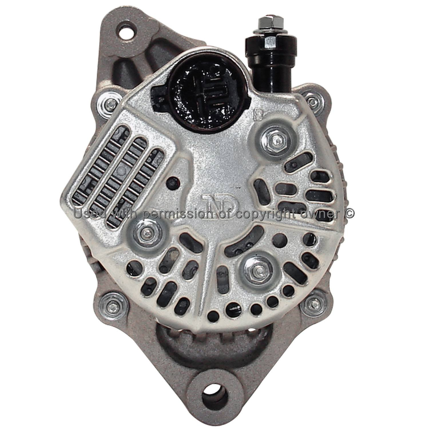 QUALITY-BUILT - Reman Alternator - MPA 14759