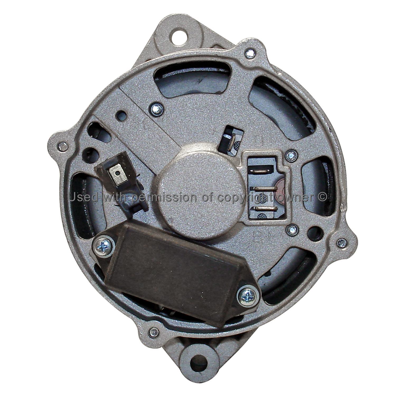 QUALITY-BUILT - Reman Alternator - MPA 14807