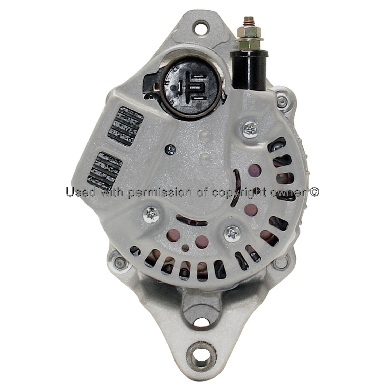 QUALITY-BUILT - Reman Alternator - MPA 14870