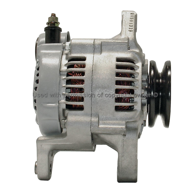 QUALITY-BUILT - Reman Alternator - MPA 14870