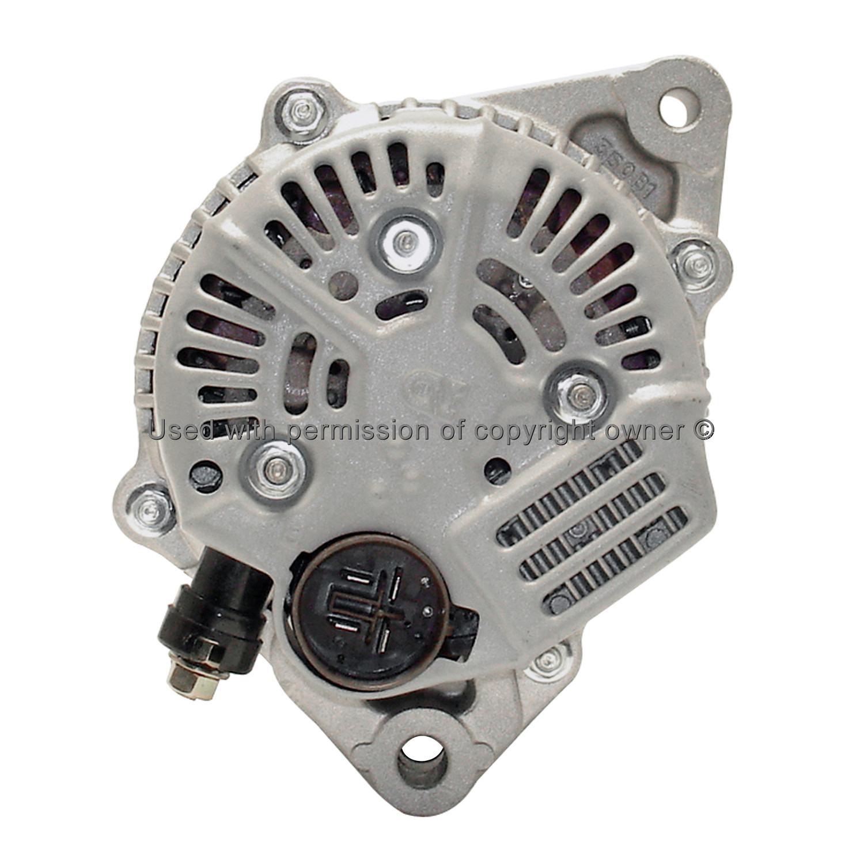 QUALITY-BUILT - Reman Alternator - MPA 14931