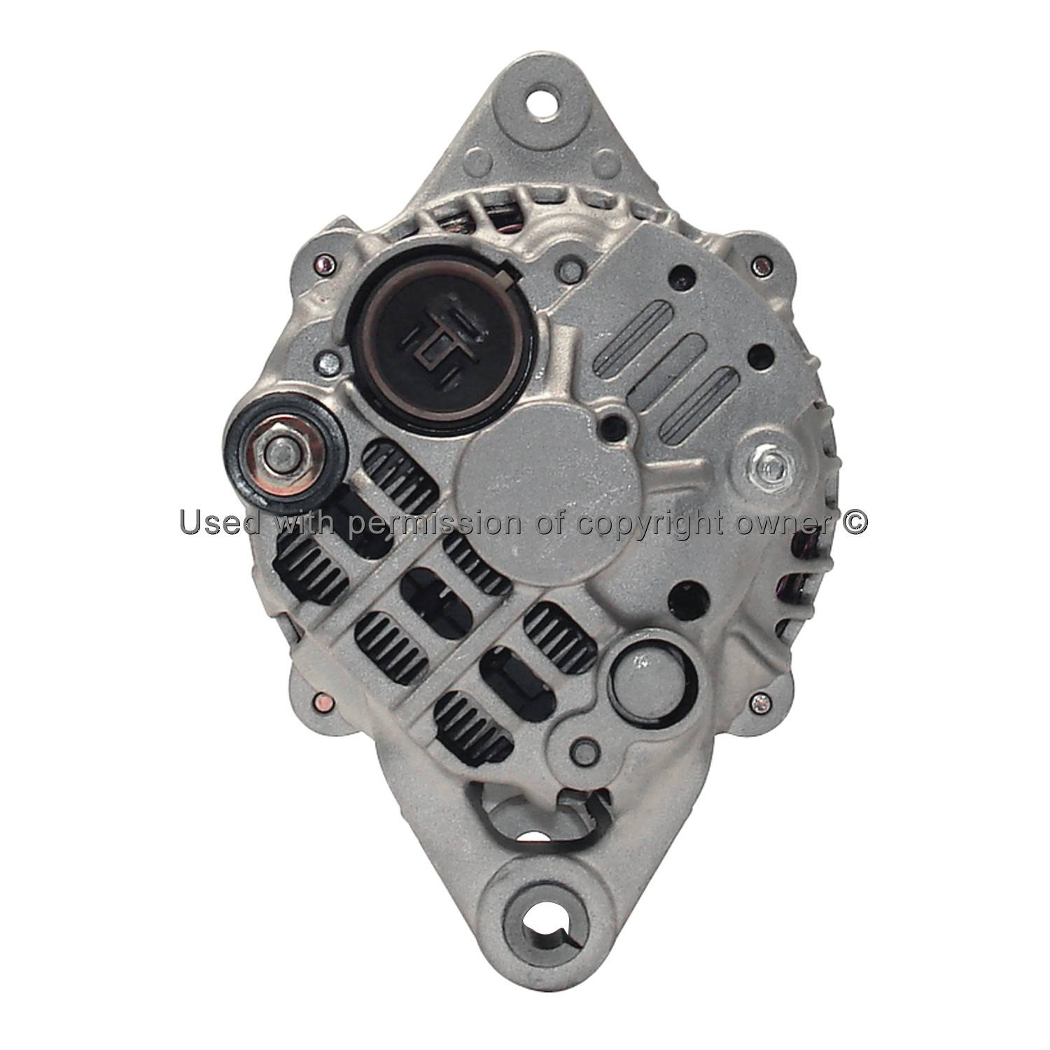 QUALITY-BUILT - Reman Alternator - MPA 15089