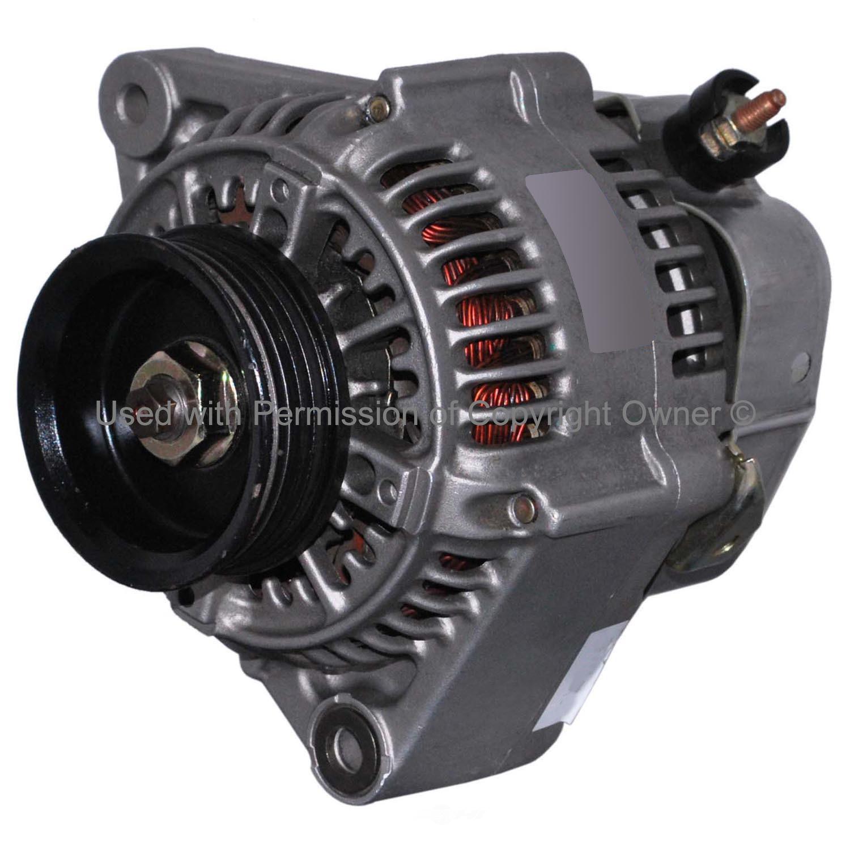 QUALITY-BUILT - New Alternator - MPA 15502N