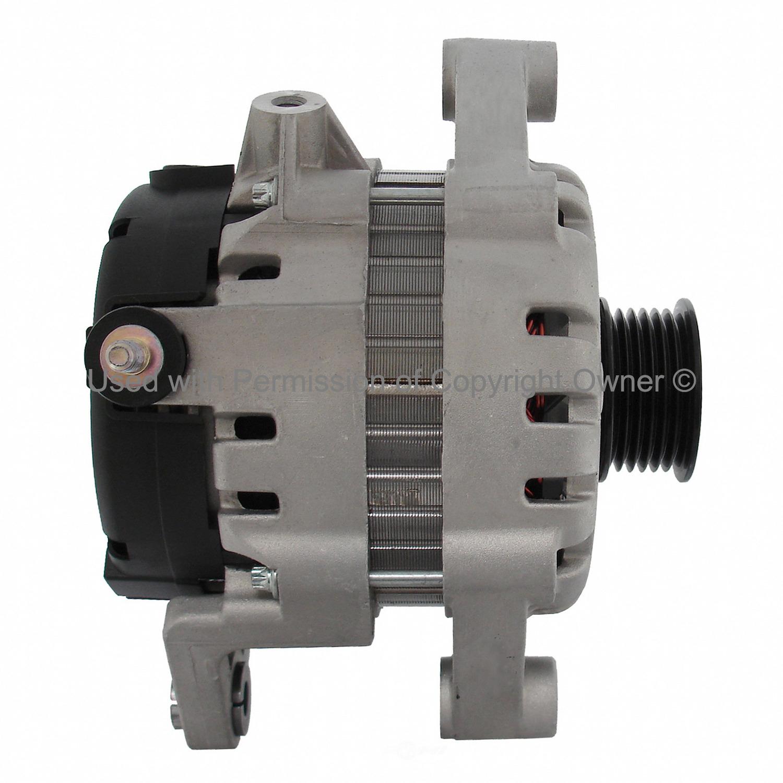 QUALITY-BUILT - Reman Alternator - MPA 15527