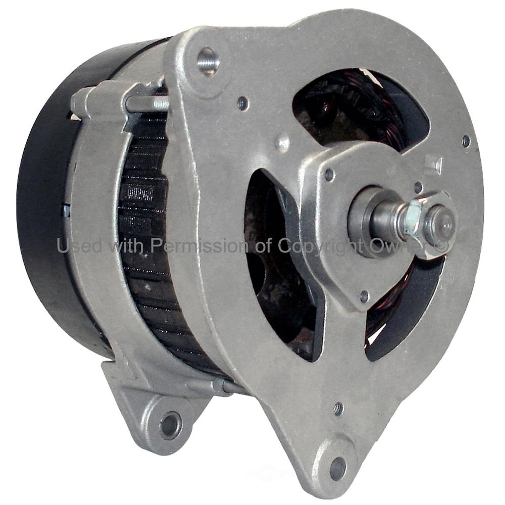 QUALITY-BUILT - Reman Alternator - MPA 15572
