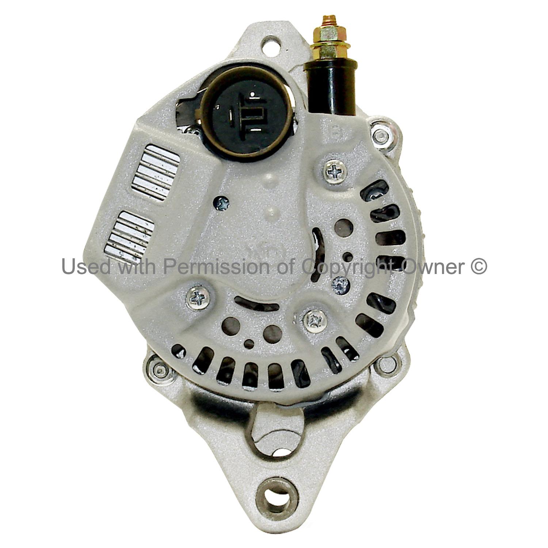 QUALITY-BUILT - Reman Alternator - MPA 15576