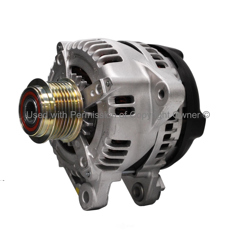 QUALITY-BUILT - New Alternator - MPA 15640N