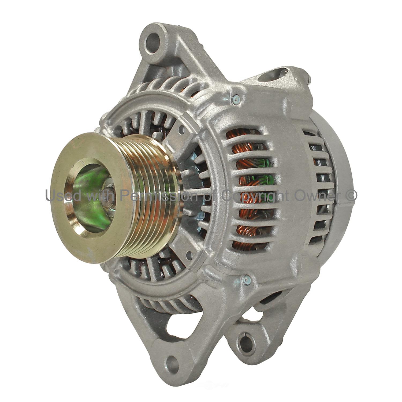 QUALITY-BUILT - New Alternator - MPA 15687N