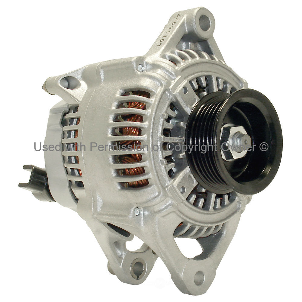 QUALITY-BUILT - New Alternator - MPA 15689N