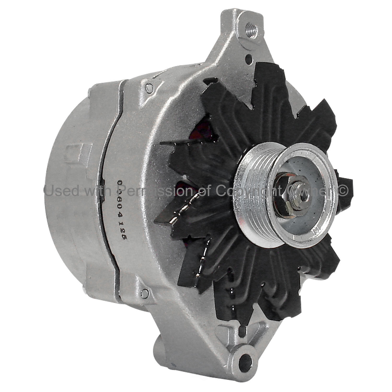QUALITY-BUILT - Reman Alternator - MPA 15875