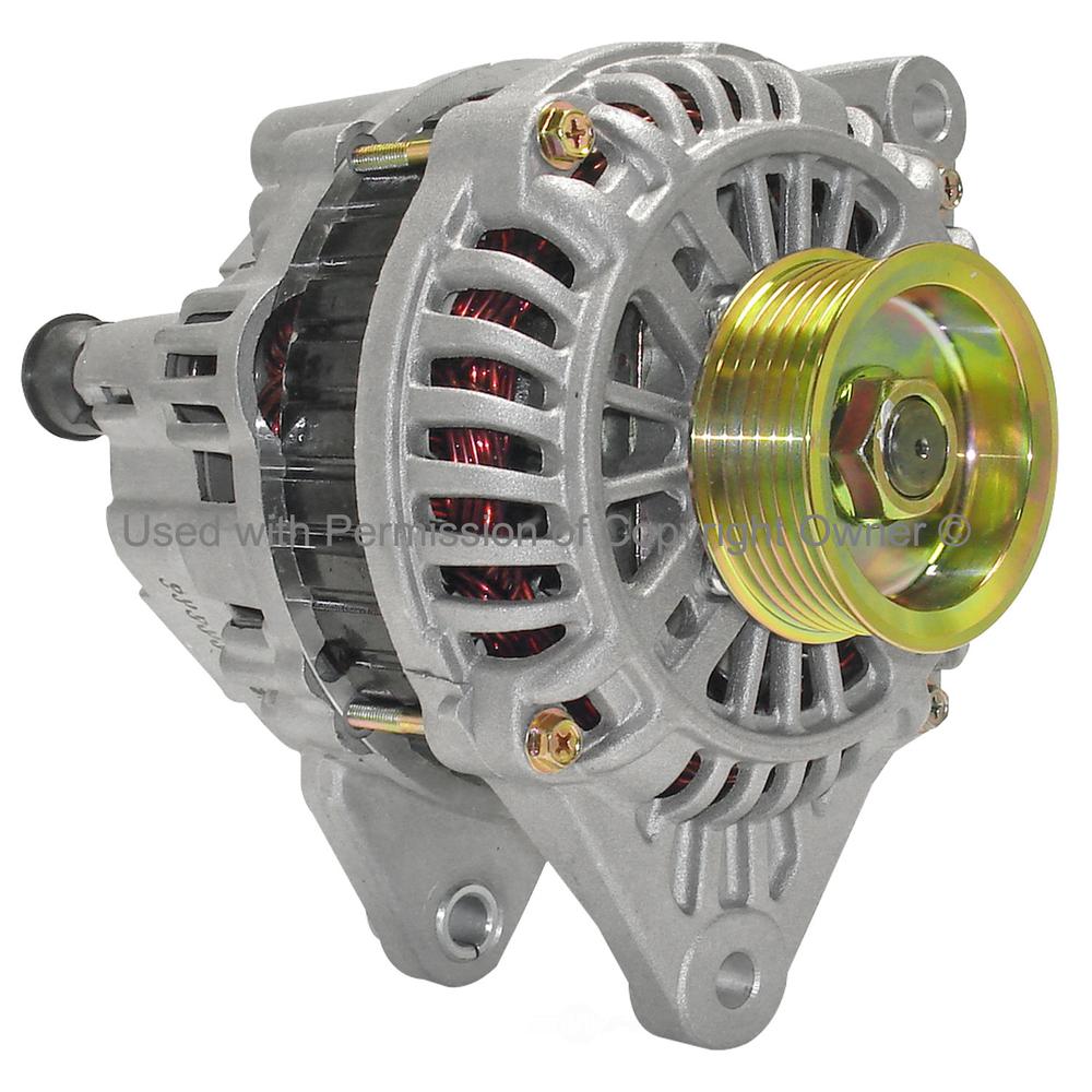 QUALITY-BUILT - Reman Alternator - MPA 15971