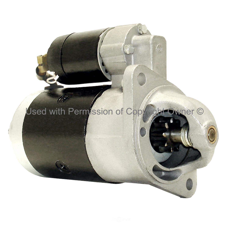 QUALITY-BUILT - Reman Starter Motor - MPA 16203