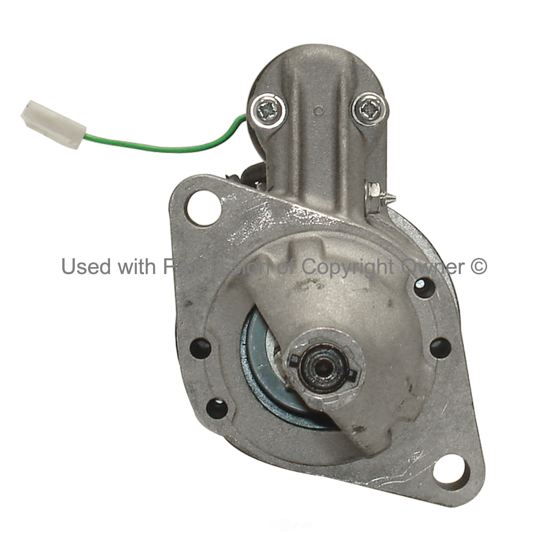 QUALITY-BUILT - Reman Starter Motor - MPA 16238
