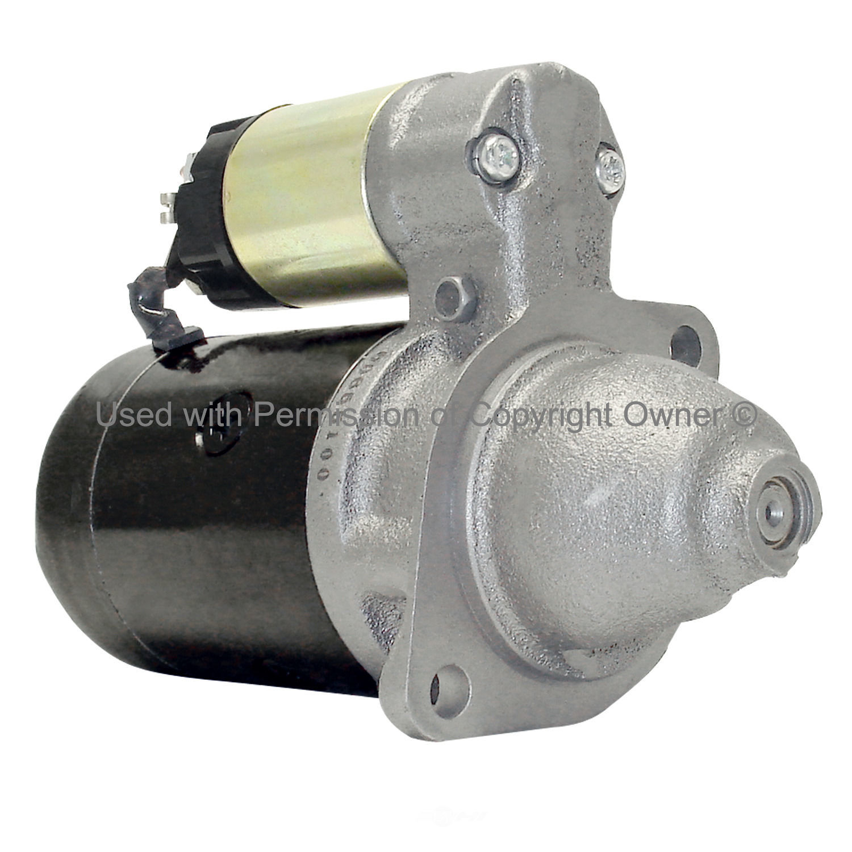 QUALITY-BUILT - Reman Starter Motor - MPA 16242
