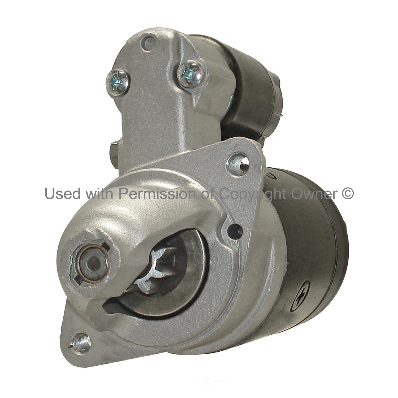 QUALITY-BUILT - Reman Starter Motor - MPA 16245